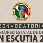 Comunicado Concurso Estatal Oratoria Juan Escutia 07 Febrero 2018