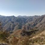 Una hermosa vista de nuestra sierra