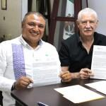 Convenio - Raúl Estrada y Javier Gutiérrez